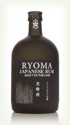 Ryoma 7 Year Old Japanese Rum Tolle Geschenke mit Rum gibt es bei http://www.dona-glassy.de/Geschenke-mit-Rum:::22.html