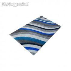 Dirt-Trapper Design Mat - Modern Stripes Atlanta - 50 x 75 cm #stripes
