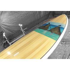 Prancha de stand up paddle personalizado para pousada Alto Mar em Fernando de Noronha.