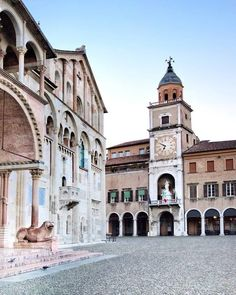 Modena, Italy - 20 Unexpected Spring Break Destinations We Found On Instagram - Photos