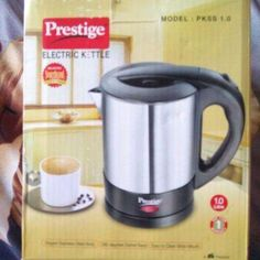 Brand New Unpacked Prestige PKSS 1.01 Electric Kettle