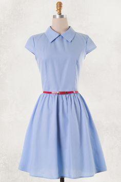 Breezy n' Blue Dress