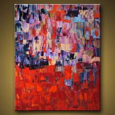 Huge Painting Original Large Abstract Modern by CampeauFineArt, $1500.00