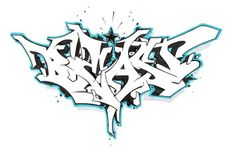Beast - Sketch by MrHavok on DeviantArt Wildstyle, Graffiti Pens, Graffiti Alphabet Wildstyle, Graffiti Lettering Alphabet, Graffiti Cartoons, Graffiti Wallpaper, Art, Black And White Graffiti, Street Art Graffiti