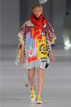 Alexis Reyna Spring/Summer 2014 #catwalk #mensfashion #fashion
