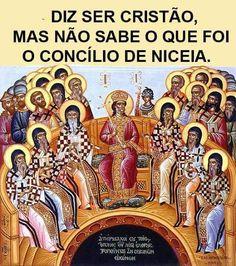 Perigo Religioso: Diz ser cristão, mas não sabe o que foi o concílio...