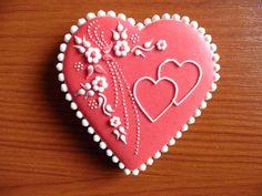 Valentínsky medovník č.1