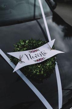 Our Wedding, Dream Wedding, Bridal Car, Wedding Car Decorations, Green Rose, Wedding Planning, Bouquet, Wedding Inspiration, Anniversary