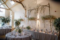 Backdrop for winter wedding at Millbridge Court