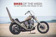 Custom motorcycles and cafe racers of the week | M A G | Scoop.it