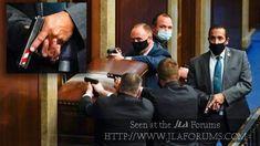 Capitol Police Gun Barrels