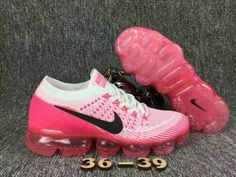 fe1fc633b5c3 Cheap Nike Air Vapormax Womens shoes White pink Sneakers For Sale Nike Air  Max Tn