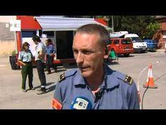 Expertos en incendios forestales coinciden en que ha sido una situación desesperante