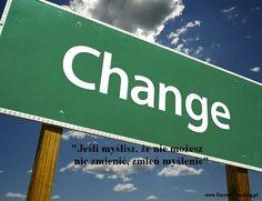 Czas na zmiany...