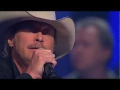 """Alan Jackson performs the classic """"He Stopped Loving Her Today"""" live at the Grand Ole Opry for George Jones' Birthday Bash! Country Music Concerts, Best Country Music, Country Songs, Music Clips, Music Film, Music Love, My Music, Allan Jackson, Jamey Johnson"""