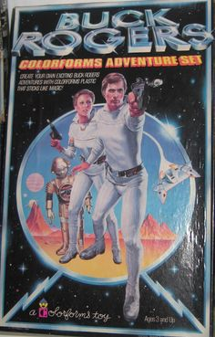 John Kenneth Muir's Reflections on Cult Movies and Classic TV: Buck Rogers in…
