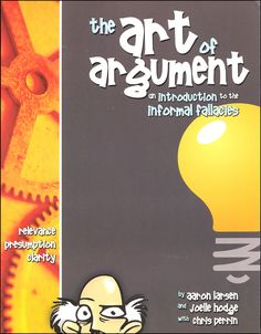 Art of Argument. not a high school credit level class but worth the time to study! Great to dovetail with American culture and current events. High School Credits, All About Spelling, Rod And Staff, Lateral Thinking, Argumentative Writing, Grammar Practice, Rainbow Resource, Singapore Math, 21st Century Learning