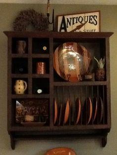 657 best primitive shelves and wall cabinets images on pinterest in rh pinterest com Primitive Craft Shelves primitive country wood shelves