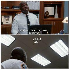 Captain Holt *-*