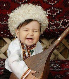 Türkmen Balası...
