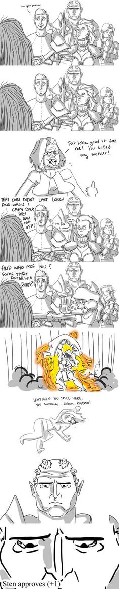 Dragon Age: Image Gallery | Know Your Meme