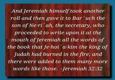 Jeremiah 32:32