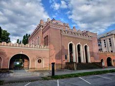 Ortodoxná synagóga a židovská škola, návšteva Košice, Slovensko