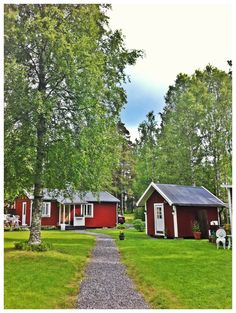 images of swedish red cottages | cottages