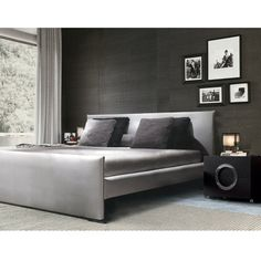 Modern bedroom design modern bedrooms and bedrooms on - Canape lit bo concept ...