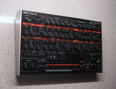 Roland JP-8080 analog modeling synth/sequencer with built-in vocoder