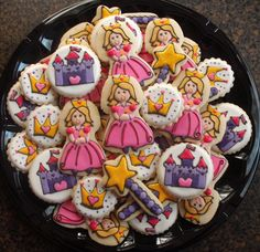 Princess Platter by SweetSugarBelle, via Flickr