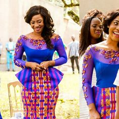 Check out these kente styles for the trendy ladies | Photos