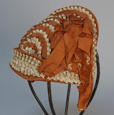 Late 1860s-1870s bonnet, Whitaker Auctions