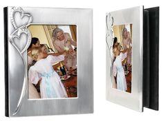 5 X 7 2-tone Brushed/shiny Silver Finish Hearts Photo Album Decade Awards http://www.amazon.com/dp/B00ONFD7MG/ref=cm_sw_r_pi_dp_6Kexub14TY81K