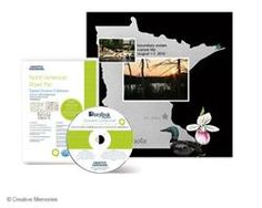 Rewards Club Exclusive Product for February/March - CD-North American Road Trip Content Collection  $29.95http://www.creativememories.com