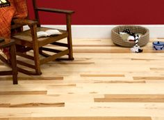 BELLAWOOD - 3/4 x 3 Natural Hickory