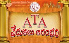 American Telugu Association (ATA) Silver Jubilee Celebrations Live | YOY...