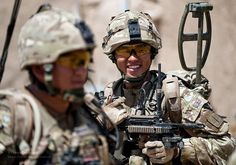 gurkha soldiers | Gurkha Soldier from 2 Royal Gurkha Rifles on Patrol in Afghanistan ...