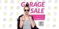 📬 #GarageSale by #SeeBuyByeBazaar - Un cufar plin de surprize frumoase!  📌SAMBATA, 16 iulie, incepana cu ora 11 la Maison 13  👉 http://bit.ly/29GWaZU Locul in care gasesti orice hainuta vrei <3  👡👠👢👕👒👙👘👗👔🎀 Surpiza consta in 👉 http://bit.ly/29GWaZU #SeeBuyBye #Maison13 #DumbravaRosie2 #VoyageurVan #GroundZeroBeer #DogRescueShelter #AsociațiaProiecțiiAlternative #GarageSale #Fashion #Bucharest #16iulie #dela11la20 #WomenWithStyle