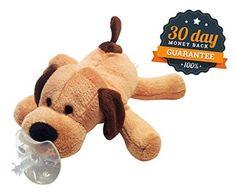 Puppy doux en peluche Jouet animal Dummy Cadeau Bébé – Le meilleur cadeau de vente pour le baby shower