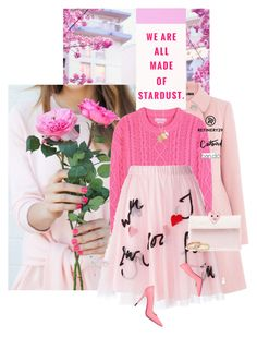 """Stardust"" by chebear ❤ liked on Polyvore featuring GE, Oasis, Étoile Isabel Marant, P.A.R.O.S.H., Fendi, Dollhouse, ban.do, women's clothing, women and female"