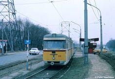 A 2-es villamos a Felső-Tisza-parton
