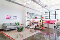 A Look Inside TwelveNYC's New Brooklyn Office - Officelovin
