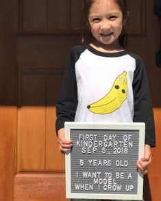 Kawaii Banana Child Baseball Raglan // Black and White Baseball Shirt// Cute Funny Modern Unisex Kids Clothes // Gender Neutral Clothes Swag Style, Kids Fashion Boy, Girl Fashion, Style Hipster, Style Outfits, Stylish Kids, Sleeve Designs, Top Knot, Kids Girls