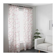 VINTER 2016 Curtains, 1 pair  - IKEA for dining room