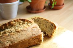 STYLE, SPACE & STUFF wheat free home made bread.