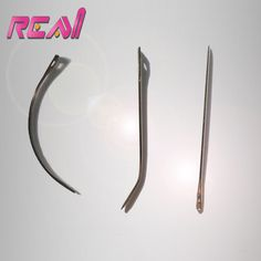 144pcs Hair Weave Needle Hair Extension Tools, Hair Weft Needle Tools C / J / I in stock Epacket Cheap Delivery