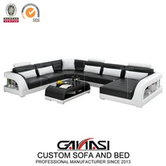 Ganasi Medium Size Italian Modern Furniture G8012 , Sectional Sofa, Dubai Sofa Furniture,Model NO.:G8012, Back Height:Medium Back, Certification:CARB, Fire Retardant Standard:BS 5852, Material:Genuine Leather, Inflatable:Non Inflatable, Condition:New, MOQ:1 Set, Delivery:Within 7-15 Days Prompt Delivery, Warranty:2 Years Warranty, Washable:Non Washable, Custom Made:Custom Size, Color, Shape etc, Color Choices:up to 40 Color Options, Trademark:GANASI, Transport Package:Untra Strong Export… Leather Sofa Decor, Leather Sofa Set, Leather Furniture, Sofa Furniture, U Shaped Sectional Sofa, Corner Sectional Sofa, Sofa Bed Living Room, Genuine Leather Sofa, Italian Sofa