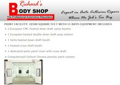 Richards Body Shop >> Richards Body Shop Chicago Fillianceschtch On Pinterest