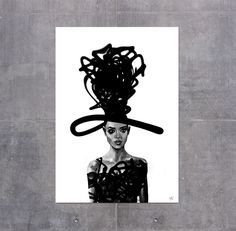 Riri Limited Edition via Peytil Print Shop. Click on the image to see more!